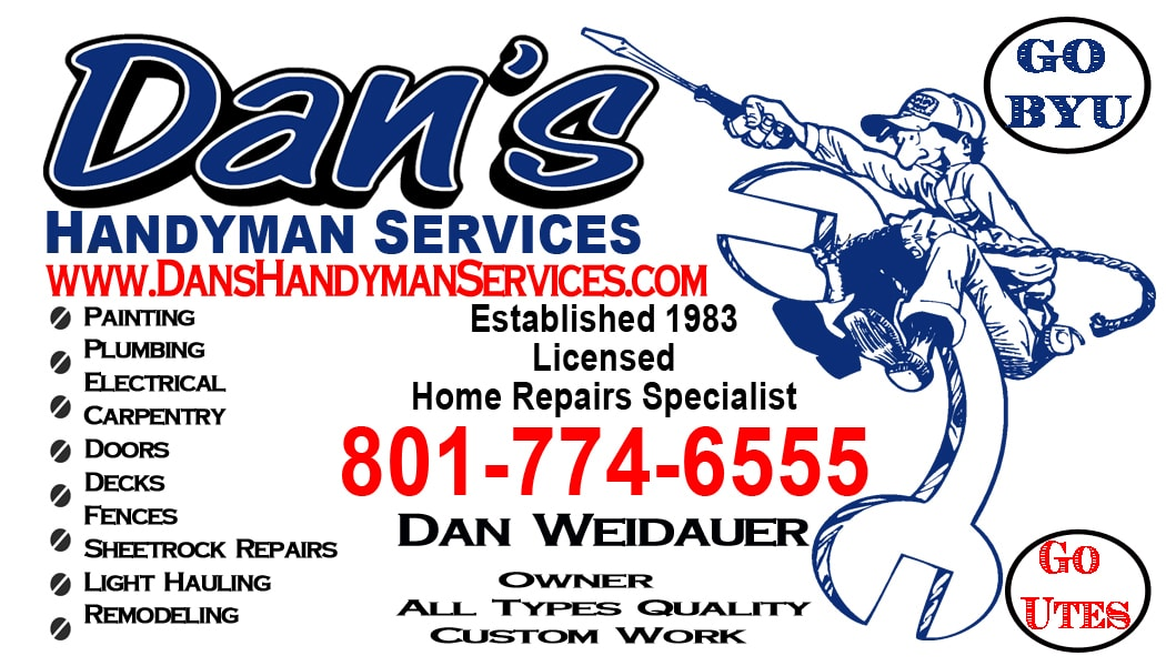 dan the handyman services